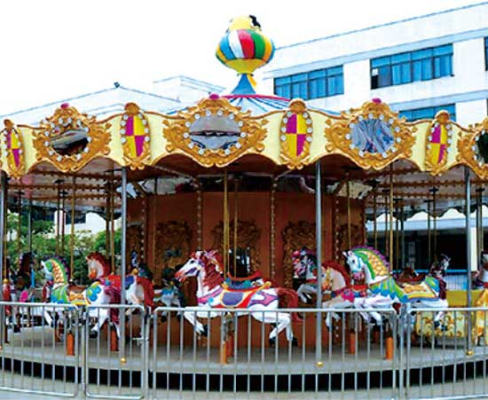 Fairground Carousels for South Africa