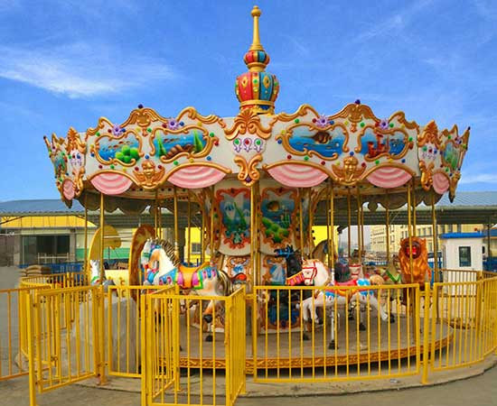 Grand Carousel for South Africa